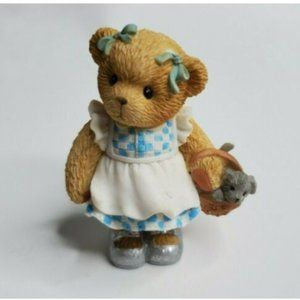 "2005 ""Cherished Teddies"" Wizard of Oz Dorothy"